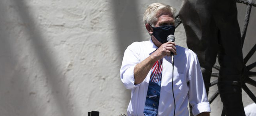 Scottsdale, Arizona Republican councilman Guy Phillips. (photo: Reuters)