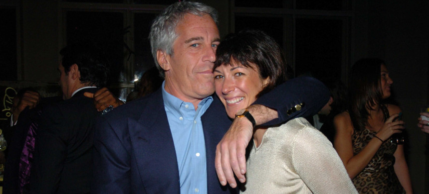 Ghislaine Maxwell, socialite and confidante of Jeffrey Epstein. (photo: Getty)