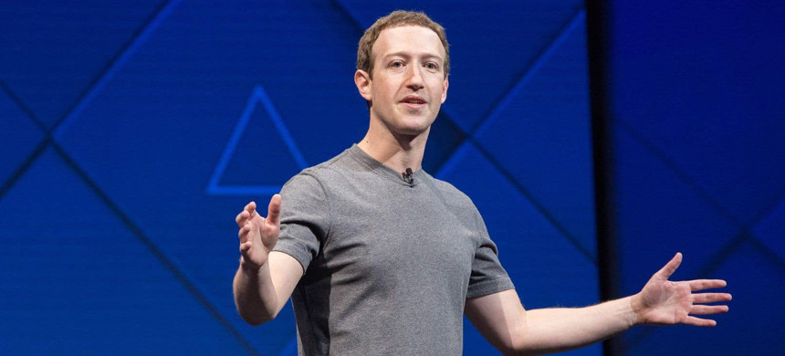 Mark Zuckerberg. (photo: Getty)