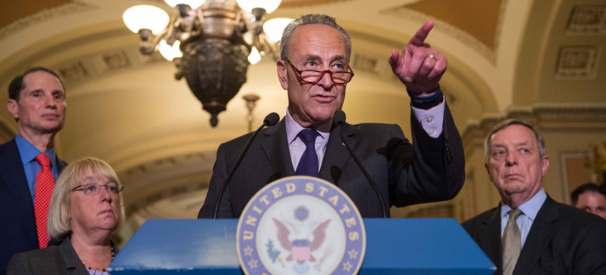 Sen. Charles Schumer. (photo: Getty)