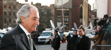 Bernie Madoff is certainly not your typical crook. Until recently, he was a highly respected figure in the financial industry. (photo: File, unspecified)