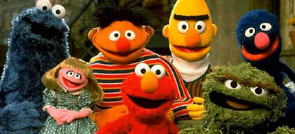 Sesame Street was developed under the Great Society Initiative created by President Lyndon B. Johnson to help educate inner-city youth who were largely left behind in school. (photo: Sesame Street)