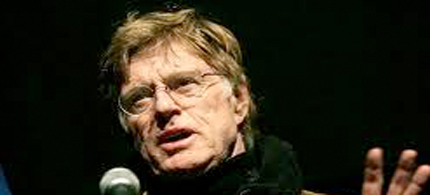 Robert Redford speaks out about the impact of the BP Gulf oil spill on area residents. (photo: ecosalon.com)