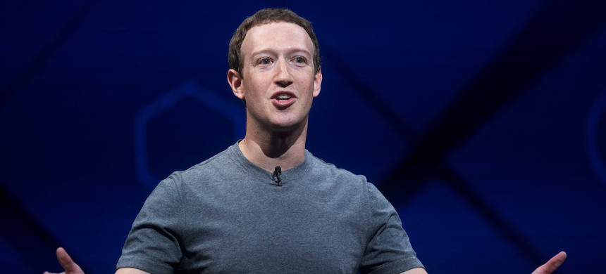 Mark Zuckerberg, the CEO of Facebook. (photo: Erin Scott/Reuters)