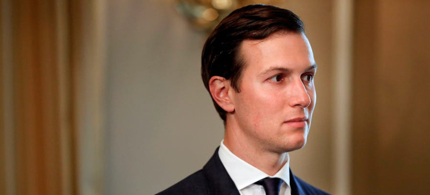 Jared Kushner. (photo: Pablo Martinez Monsivais/AP)