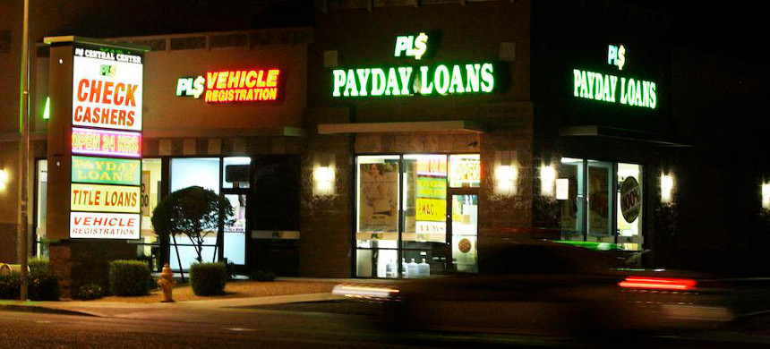 In state after state that has tried to ban payday and similar loans, the industry has found ways to continue to peddle them. (photo: Ross D. Franklin/AP)