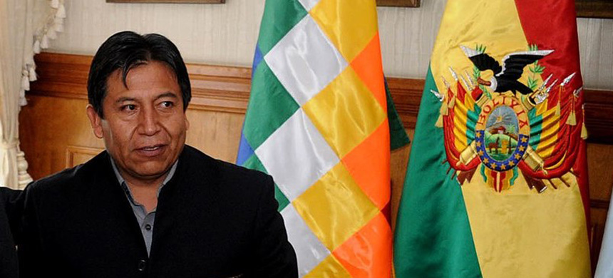 David Choquehuanca was Bolivian foreign minister from 2006 to 2017 and is vice-presidential candidate for the Movement Toward Socialism (MAS). (photo: Wikimedia Commons)