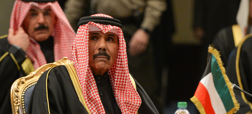 Three names have been circulating as potential candidates for the role of crown prince in the small Gulf state. (photo: EPA)