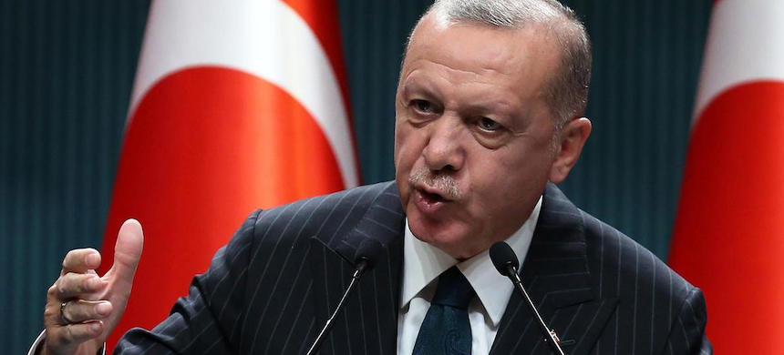 Turkish president Recep Tayyip Erdogan. (photo: AFP)