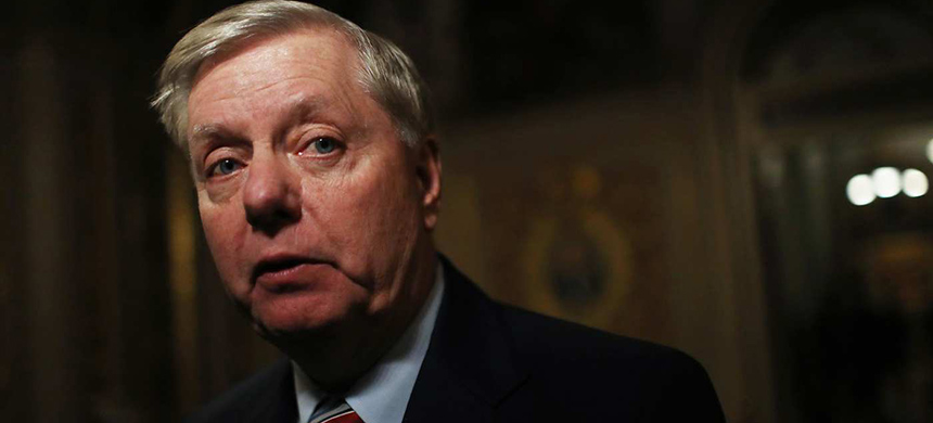 Lindsey Graham. (photo: Mario Tama/Getty Images)
