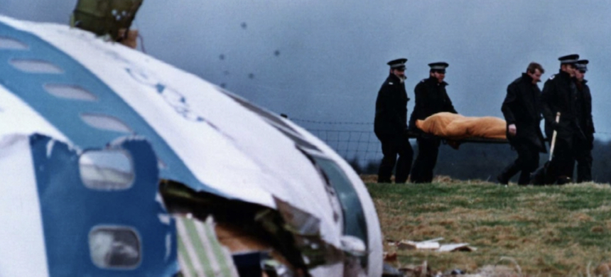 The U.S. Justice Department announced new charges against a third Libyan man in the 1988 bombing of Pan Am flight 103 over Lockerbie, Scotland. (photo: Reuters)