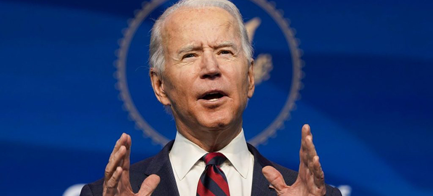 Joe Biden. (photo: Joshua Roberts/Getty Images)