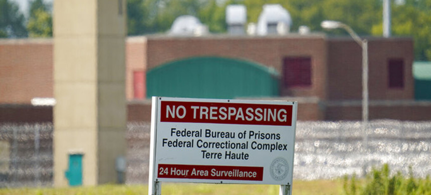 Federal prison. (photo: Michael Conroy/AP)