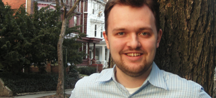 Ross Douthat, conservative columnist of The New York Times. (photo: file, unspecified)
