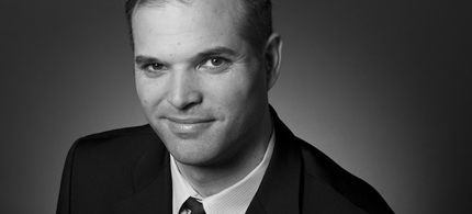 Portrait, Rolling Stone contributing editor and author, Matt Taibbi. (photo: Robin Holland)