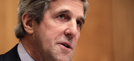 Sen. John Kerry of Massachusetts was appointed to the Super Congress. (photo: J. Scott Applewhite/AP)