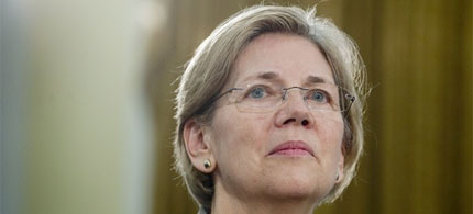 Elizabeth Warren, former Assistant to the president and Special Adviser to the Secretary of Treasury on the Consumer Financial Protection Bureau. (photo: Getty Images)