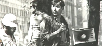 Activist, journalist and former state senator Tom Hayden. (photo: channels.com)