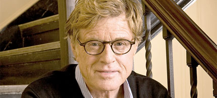 Actor and environmental activist Robert Redford. (photo: Contour/Getty Images), From ImagesAttr