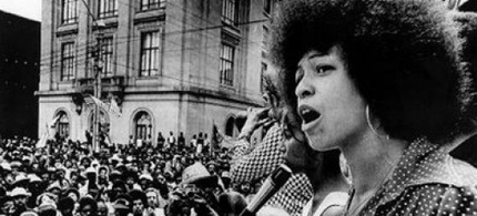 Political and social activist Angela Davis. (photo: file)