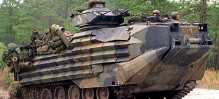 US military tank. (photo: Wikipedia Commons)