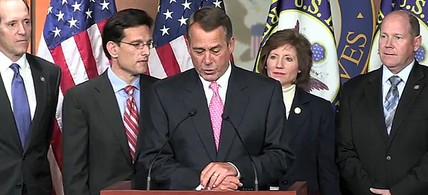 House Republicans unveiling their 'Plan for America's Job Creators,' 05/26/11. (photo: RNC Blog)