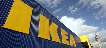 Swedish furniture giant IKEA located a plant in union-averse Virginia, 08/10/10. (photo: AP)