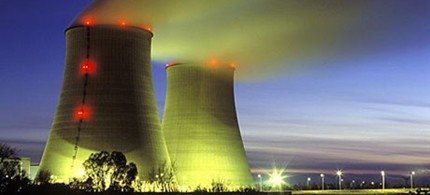 File photo: The nuclear power plant in Belleville sur Loire, France, 01/21/08. (photo: Herve Lenain/Corbis)