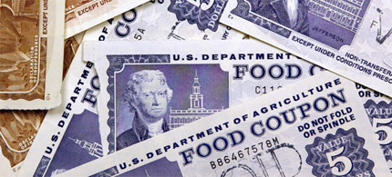 File photo: US food stamps. (photo: Public Domain)