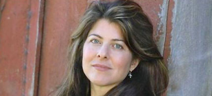 Naomi Wolf, activist and Occupy supporter. (photo: Herald on Sunday)