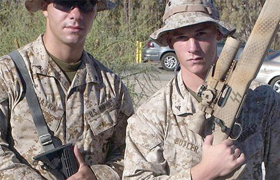 focus  us marines posed with nazi ss symbol in afghanistan