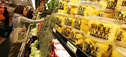 What is really behind the labels at Whole Foods? (photo: Getty Images)