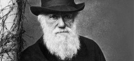 British scientist and naturalist Charles Darwin. (photo: Corbis)