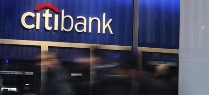 A Citibank branch in New York. (photo: Reuters)