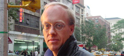 Truthdig columnist Chris Hedges. (photo: Truthdig)
