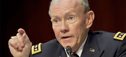 Gen. Martin Dempsey, Chairman of the Joint Chiefs of Staff. (photo: US Army)