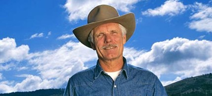 Founder of CNN, philanthropist, rancher and environmental activist Ted Turner. (photo: Louie Psihoyos/CORBIS)