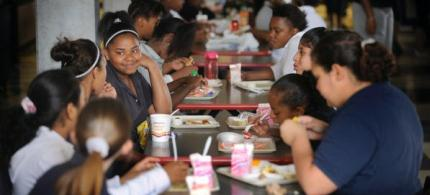 The results of a study by the U.S. Department of Education show that African-American children receive less resources as compared to children of other races. (photo: Jan-Gephardt.BlogSpot.com)