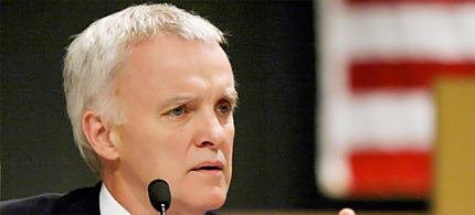 Bob Kerrey will run for the Democratic nomination for his old seat. (photo: AP)