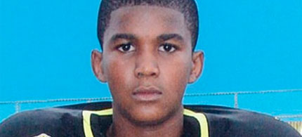 Trayvon Martin. (photo: Family, Trayvon Martin)