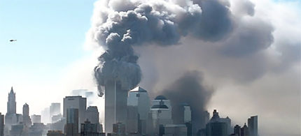 The US shut down a series of court cases in order to conceal evidence of intelligence failure shortly before the 9/11 attacks. (photo: Hubert Boesl/Corbis)
