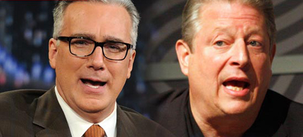 The battle over the firing of Keith Olbermann from Current TV continues. (photo: XTRA)