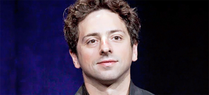 Sergey Brin says he and Google co-founder Larry Page would not have been able to create their search giant if the internet was dominated by Facebook. (photo: Justin Sullivan/Getty Images)