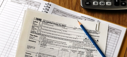 File photo, tax forms. (photo: Getty Images)