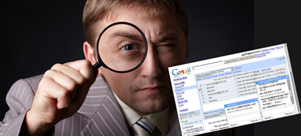 CISPA would turn Google and Facebook into government spies. (photo: Gawker)