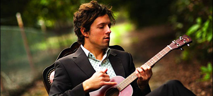 Singer songwriter Jason Mraz speaks out on global warming. (photo: GRIST)