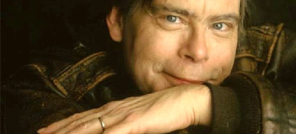 Stephen King is willing to pay more taxes. (photo: Steven King.com)
