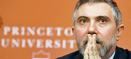 Paul Krugman believes the US can solve economic problems. (photo: public domain)