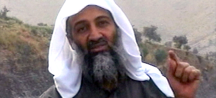 Osama bin Ladin. (photo: AP)