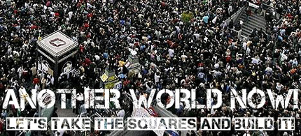This Spring it's Global. (image: Occupy Wall Street)
